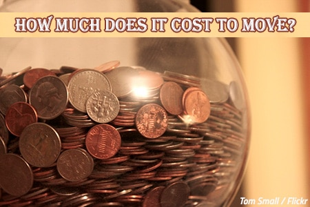 How much does it cost to move a house
