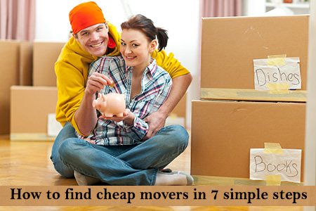 How to find cheap movers near you