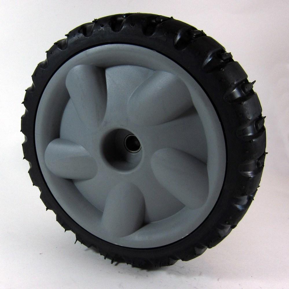 medium resolution of toro rear wheel 117 4104