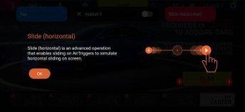 Asus ROG Phone 2 Air Triggers Feature Screenshot