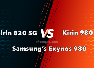 Kirin 820 5G vs 980 vs Exynos 980 Comparison and AnTuTu-Geekbench Benchmark Scores
