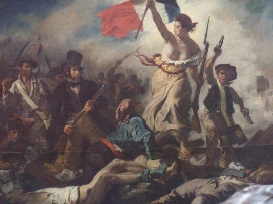 revolutionary warfare in France 1789