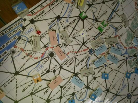 Turn 5 Umpire Map