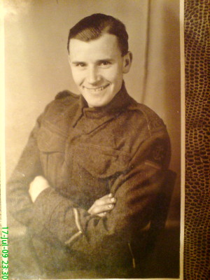 Picture from the Forgotten Army - Private David Coats, 2nd Battalion Argylls, WW2