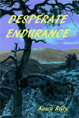 Cover of Desperate Endurance by Kasey Riley