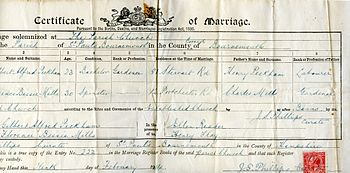 Historical Bournemouth England letters and pho...