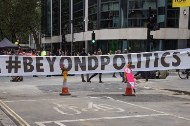 let's avoid the lies and get #BeyondPolitics to the truth