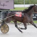 Adios-eligible Huntsville wins season debut at Meadows