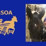 Kuzara trains gymnasts at Pitt, horses at The Meadows