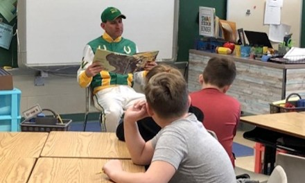 Wilder, Indof take part in Reading Across America program