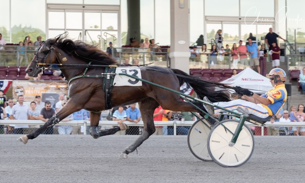 Rougeaux looks for big fairs finale Saturday at The Meadows