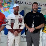 Meadows drivers participate in Read Across America Week