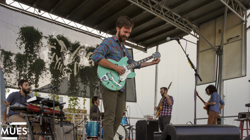 REAL ESTATE | HEAVY LIGHTS @ Flying Dog Brewery | Frederick, Maryland |  9/27/2014