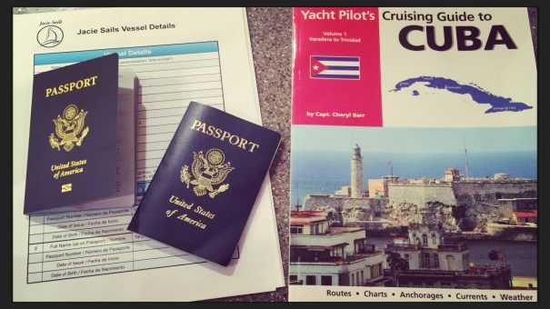 Passports and Cruising Guide