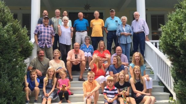 2016 Rogers Family Reunion at Balsam Mountain Inn