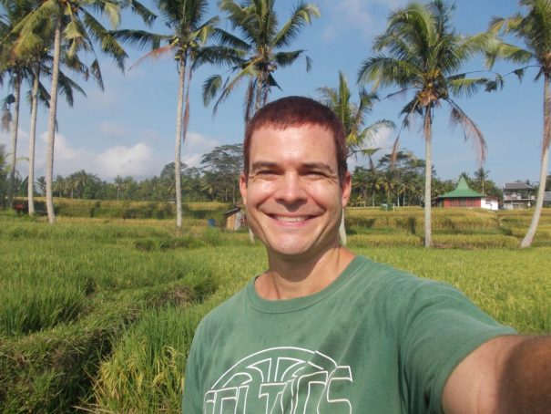 Ryan Biddulph, Blogging From Paradise in Kelabang Moding, Bali