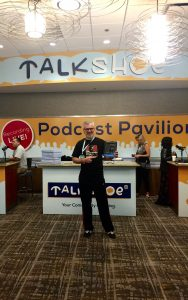 TalkShoe Podcast Movement 2017