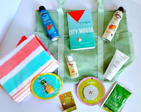 city mouse giveaway bag