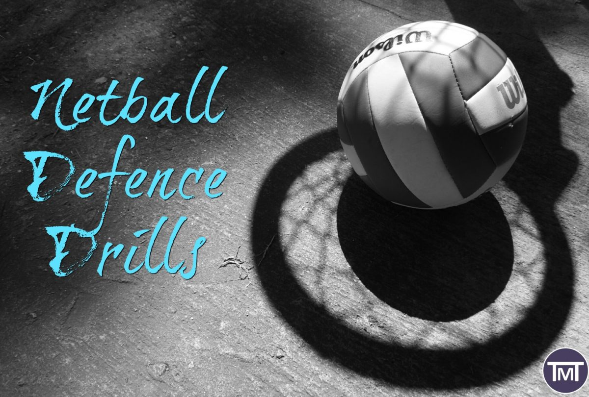Netball Defence Drills