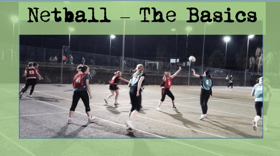 Understanding The Netball Basics