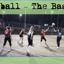 Netball - the basics