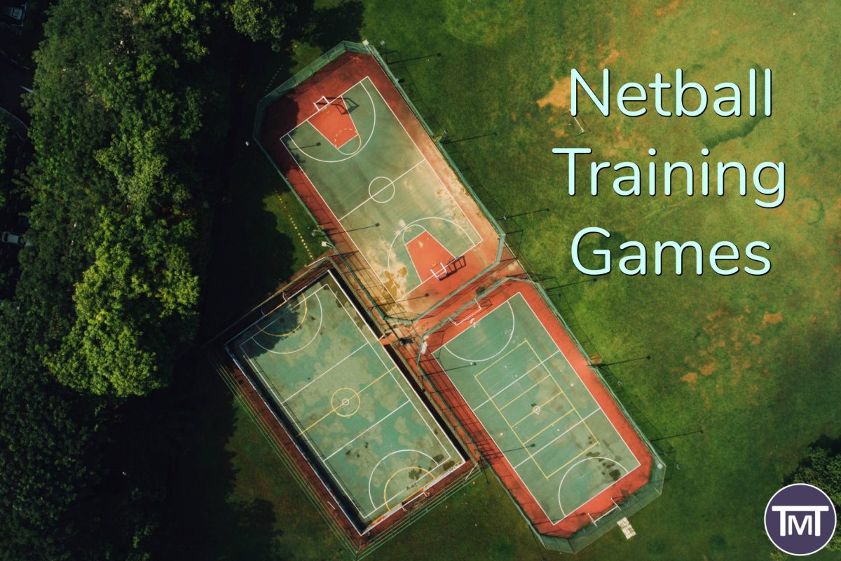 Basic Netball Training Games For Beginner Netballers