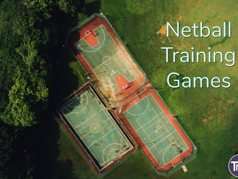 netball training games feature