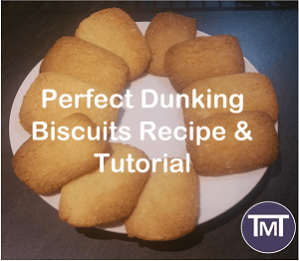 Perfect Dunking Biscuits
