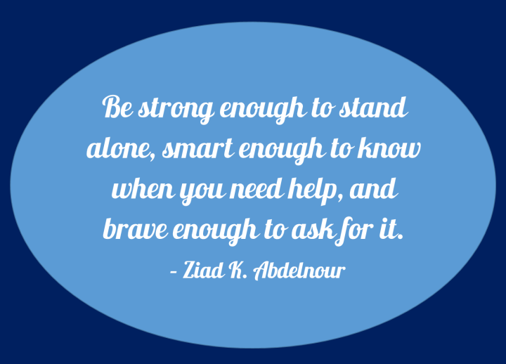 brave enough to ask for it quote