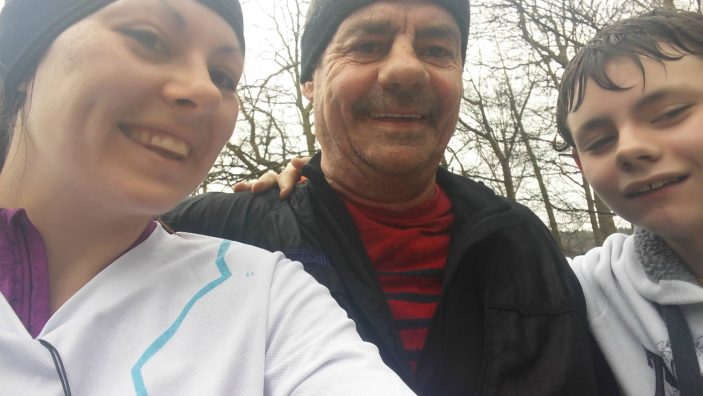 rain or shine at parkrun - 6 things youll learn at parkrun