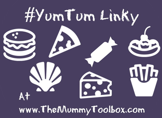 #YumTum foodie Linky Banner