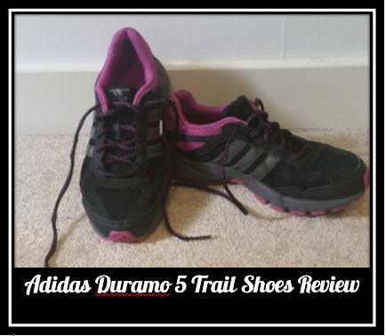 adidas duramo 5 tr shoes feature image