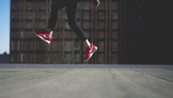 jumping feet - plyometrics feature