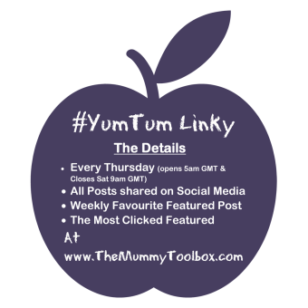 #YumTum linky details