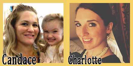 Candace & Charlotte