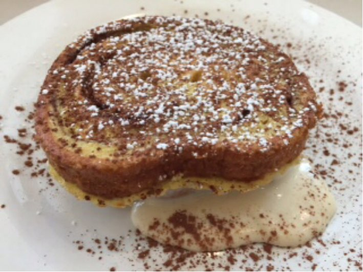 Tiramasu French Toast by Marilyn's Treats