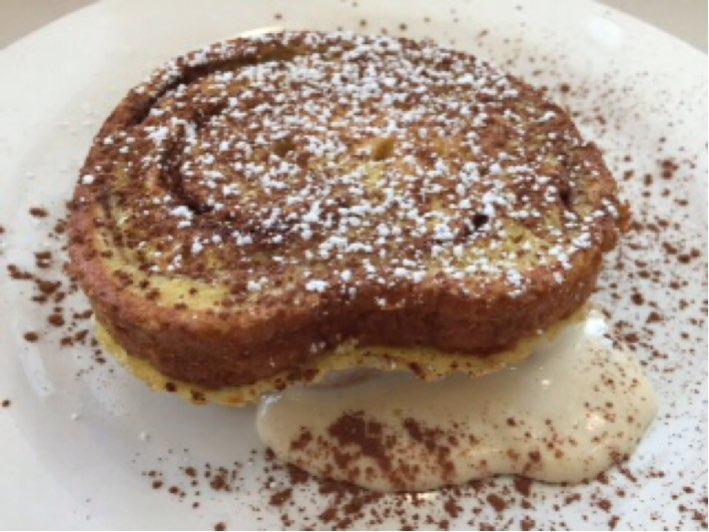Tiramasu French Toast by Marilyn's Treats