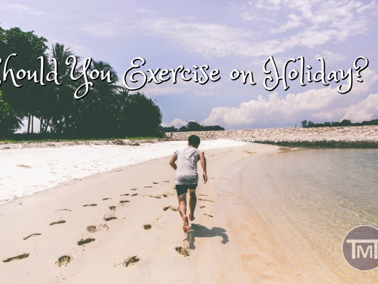 should you exercise on holiday 1