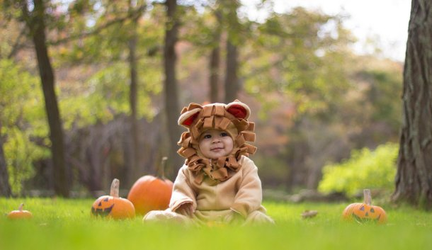 13 cute kids Halloween costumes
