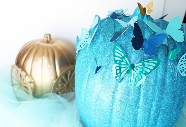 Cinderella pumpkin - 5 Fun ideas for Pumpkins this fall