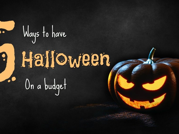 The cost of Halloween can really add up and although we have fun, we can't spend to much so here is how we have Halloween on a budget.