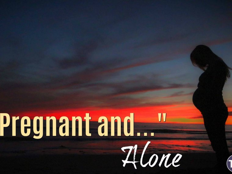 pregnant and alone feature image