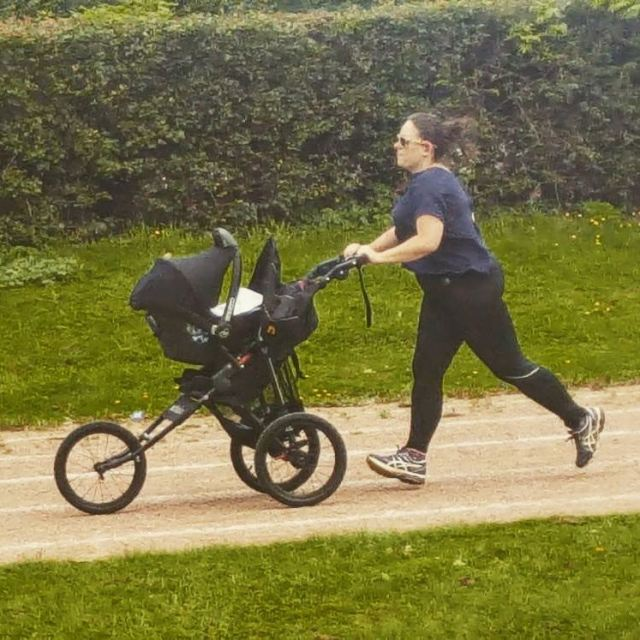 First outdoor track session with Penelope! Shown me how farhellip
