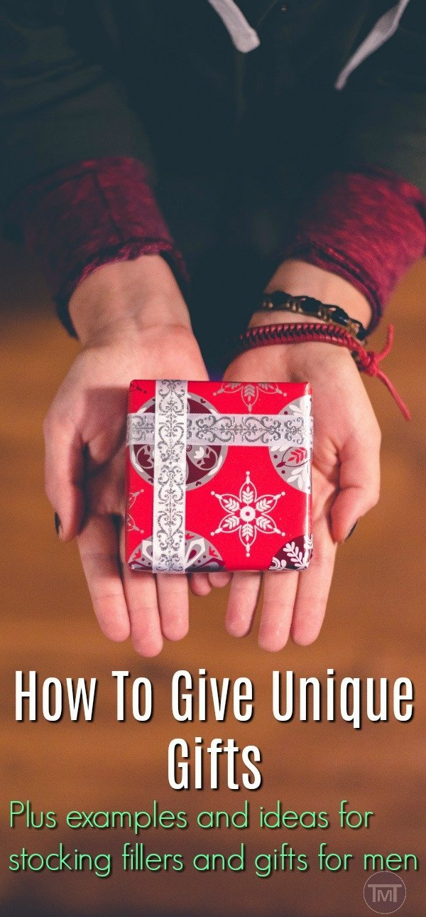 How to give and think of unique gifts for your loved ones over Christmas. Plus some ideas on stocking fillers and gifts for men that are quirky and cool! #giftguide #giftideas #christmas #christmaspresents #christmasgifts #ad