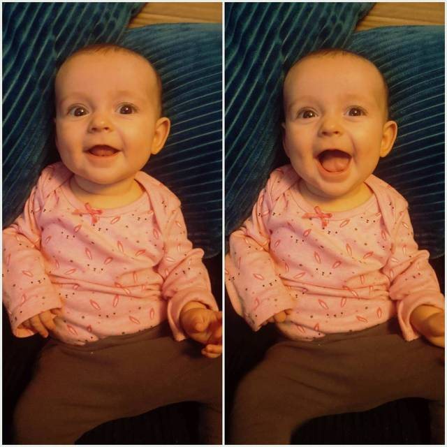 This face Cute babies babiesofinstagram babiesofinsta smiles daughter gorgeous littlefierceonesnbspReadhellip