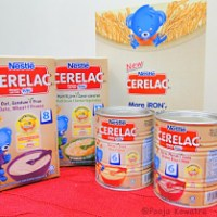 New NESTLÉ CERELAC® Infant Cereal with more IRON