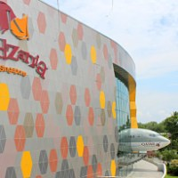 KidZania landed in Singapore!