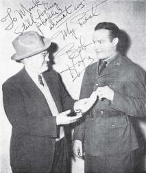 Even the legendary comedian Bob Hope was drawn to the magic community that developed in Colon during the early-to mid-1900s. (Photo provided)