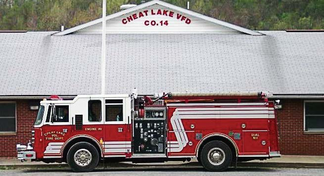 State funds given to volunteer fire departments can greatly assist volunteers in paying for updates to both apparatuses and other equipment. (Photo provided)