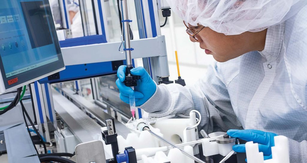 Cosmetics Contract medical Manufacturing